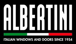ALBERTINI LOGO BLACK